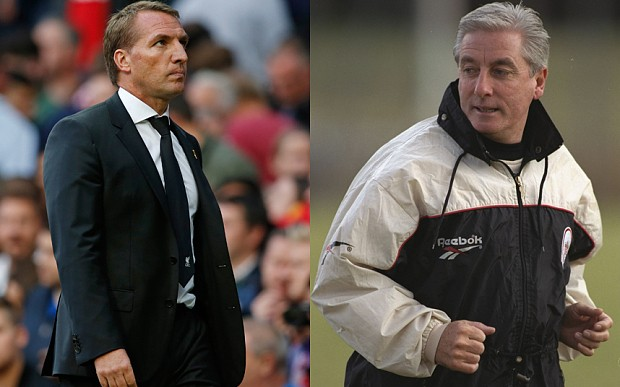 Brendan Rodgers was close to joining Liverpool legends, now his reign has worrying echoes of 1998