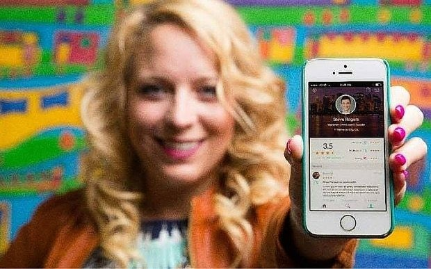 The founder of Peeple, the judging app, is upset that people are judging her online