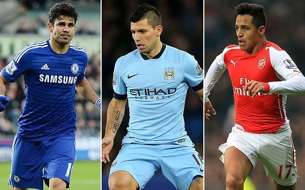 Why South American strikers are best in Premier League