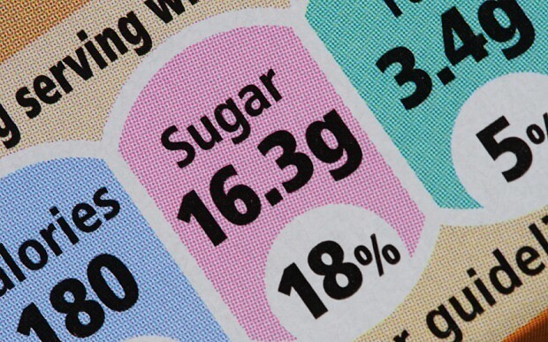 New food labels could expose 'true' sugar content