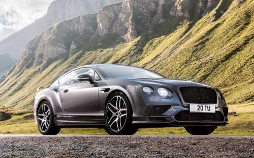Bentley Continental GT Supersports review – a 700bhp, 209mph assault-yacht