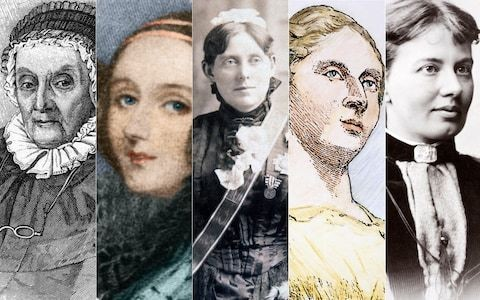 10 female mathematicians who changed the world