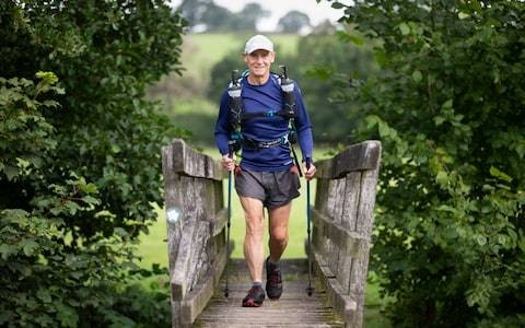 'You're never too old to run an ultra': meet the 75-year-old running 155 miles across the world's harshest terrain