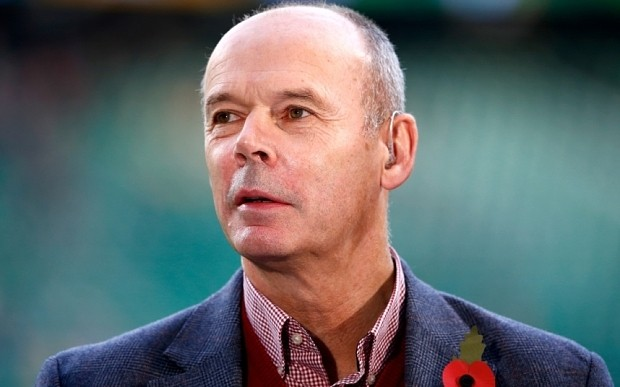 Stuart Lancaster's departure was inevitable - Sir Clive Woodward is the man to put England back on course
