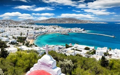 48 hours in . . . Mykonos, an insider guide to Greece's most glamorous party island