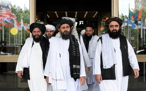 Taliban says US peace deal to be signed at end of month, in first formal acknowledgement of the deal