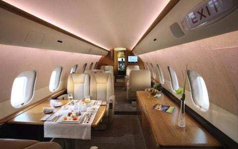 'Uber for private jets' launches on-demand service between London and Europe