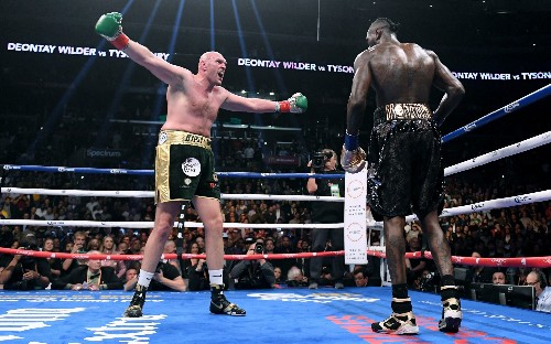 Deontay Wilder to announce next fight against Dominic Breazeale