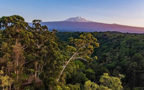 A stay with flare: the world's 10 most incredible hotels near volcanoes