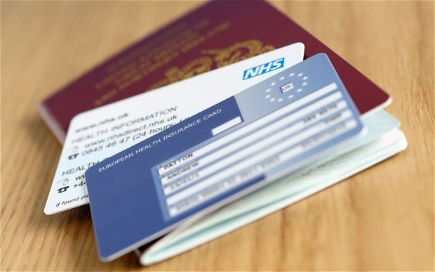 British expats from outside Europe must pay for NHS hospital care