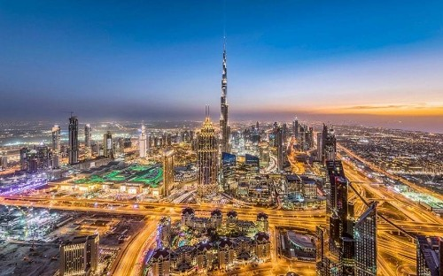 Why Dubai should be your first holiday of 2019