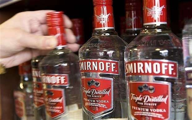 Diageo to save £60m a year through supply chain overhaul