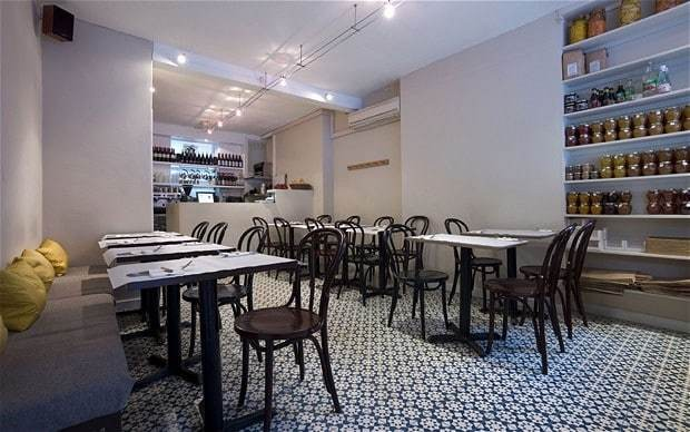 Honey and Co, London W1, restaurant review