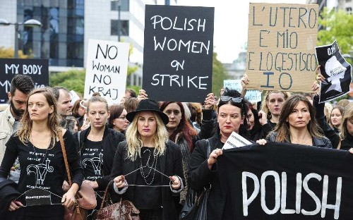 The collapse of Poland's abortion ban is a triumph of people power - and a testament to its brave women