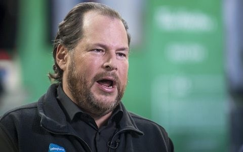Lavish parties, skyscrapers and hip hop: the imperial ambitions of Marc Benioff's Salesforce - the biggest tech company you've never heard of