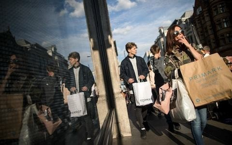 Young to spend less on fashion in fresh blow to high street