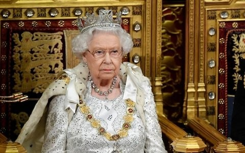 Queen's Speech aims to get Britain's 'gearbox working again'
