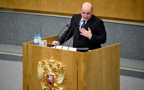 Mikhail Mishustin confirmed as Russian prime minister amid questions over property portfolio