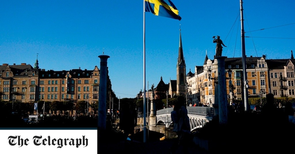 Sweden turns on spending taps to revive economy