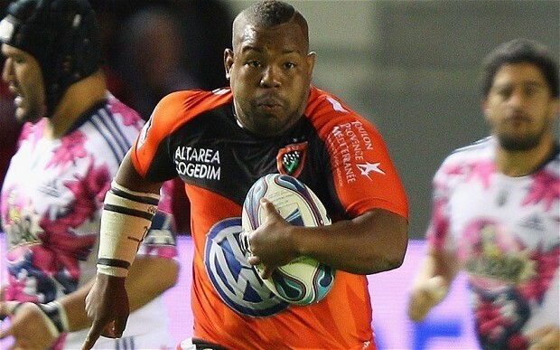 England must pick 'special' Steffon Armitage for World Cup, says Toulon flanker Juan Smith