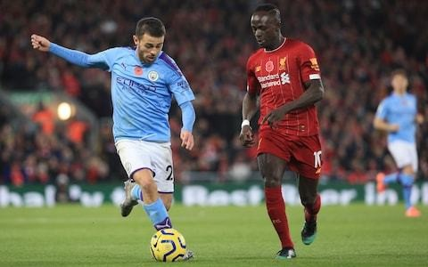 Liverpool vs Manchester City – player ratings: Who walked tall and who wilted under pressure at raucous Anfield?