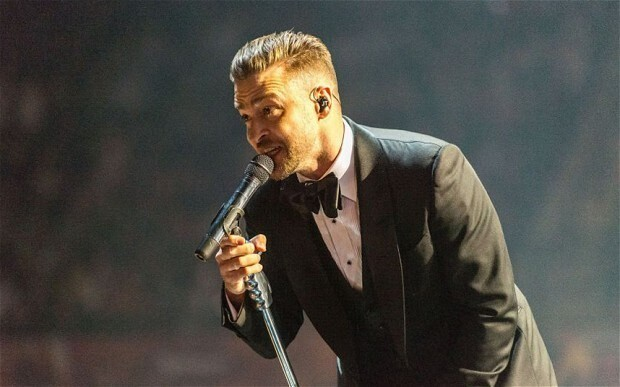 Justin Timberlake, O2 Arena, review