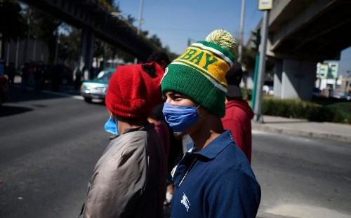 100 people 'kidnapped' from migrant caravan by drug cartels in Mexico