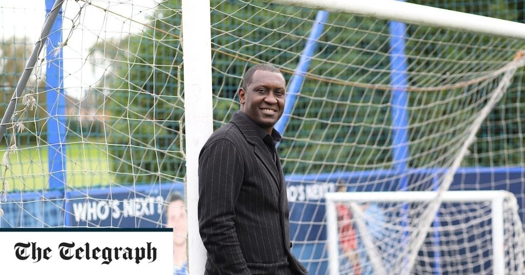 Emile Heskey: 'There was a stigma attached to women playing football when I was younger, but that has gone'