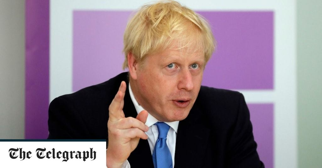 Boris Johnson demands BBC 'coughs up' for over-75s free TV licence fees