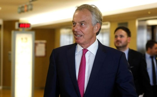 Tony Blair: I would struggle to vote Labour in a general election
