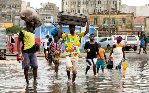Cyclone Idai: Mozambique death toll could top 1,000