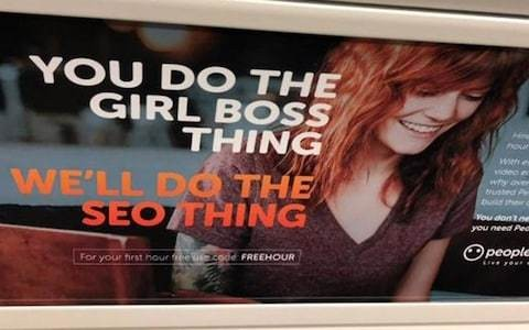 Patronising? Maybe. But we need 'girl boss' culture more than ever