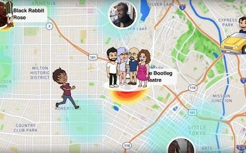 Police issue child safety warning over Snapchat maps update that reveals users' locations