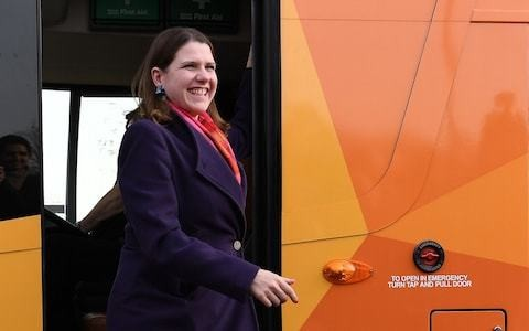 Jo Swinson was meant to be the Lib Dems' trump card. But is she already a busted flush?