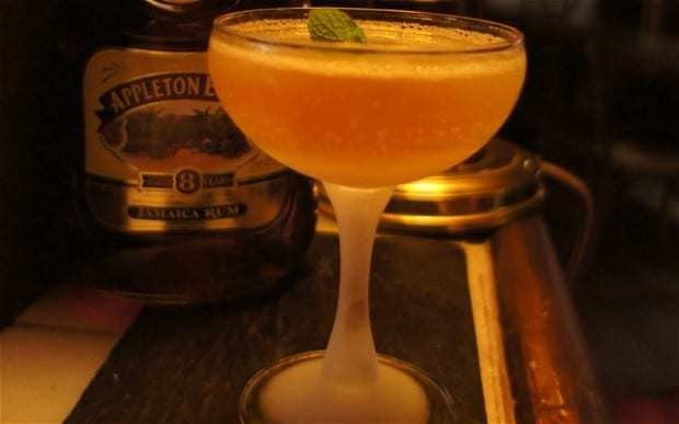 Cocktail of the week: The Grace Jones, Portside Parlour