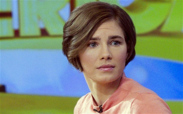 Amanda Knox letter tried to convince Italian court of her innocence