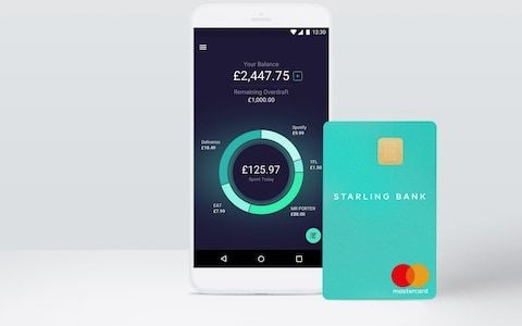 Digital bank Starling raises £75m to fuel European expansion