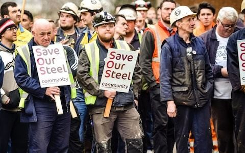Desperate Government is ignoring the risks of selling British Steel to the Chinese