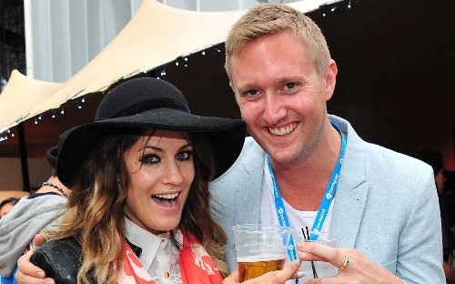 My friend Caroline Flack: 'My job is to promote celebrities - now I have to protect them'