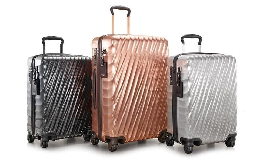 Tech News | Luggage & Bags Innovation - Magazine cover