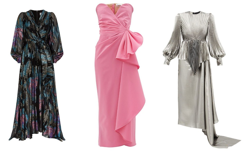 20 dazzling party dresses for dinners, events and nights out this Christmas season