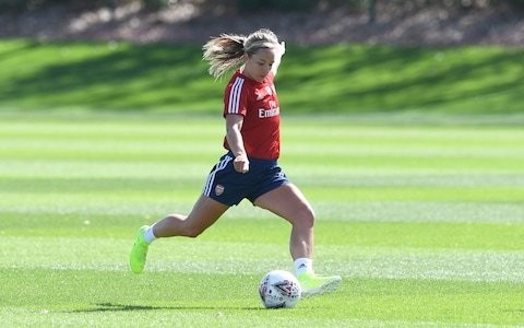 Jordan Nobbs returns to England squad for first time since ACL injury