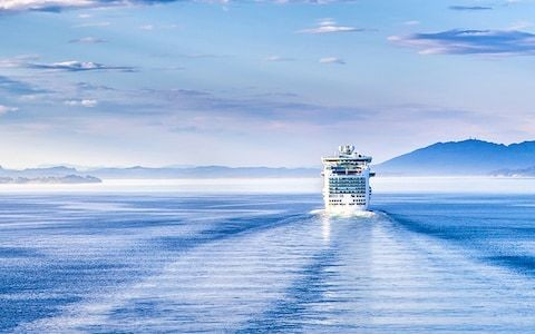 What happens when your cruise ship leaves you behind?