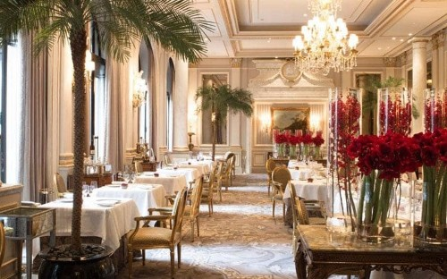 The best Paris hotels with Michelin-starred restaurants