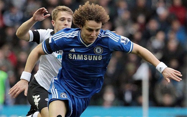 Chelsea v Manchester United: David Luiz has a crucial role to play in releasing the in-form Eden Hazard