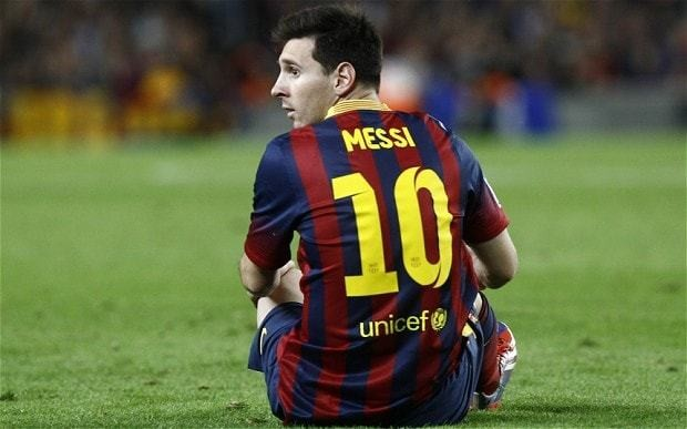 Lionel Messi endures longest goal drought for two and a half years but Barcelona beat Espanyol