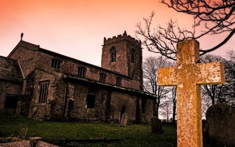 Satanists repeatedly break into Lincolnshire church to hold bloody animal sacrifice rituals