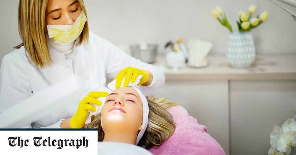 Beauty salons inundated with bookings after they finally get the go ahead for facial and eyebrow shaping