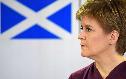 SNP heading for record 70 seats in 2021 Holyrood elections, poll suggests