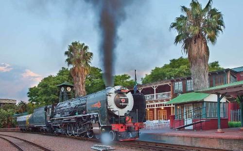 Slow travel: great train journeys
